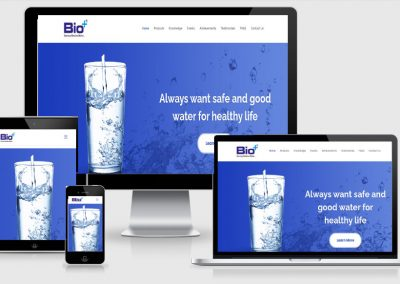 Bio Serving Alkaline Water
